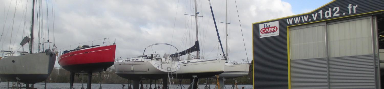Confiez-nous votre bateau Plus de 20 ans à votre service, ça compte !